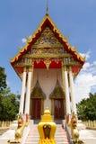 Kopieren Sie die Kirche in Thailand-Tempel Lizenzfreie Stockbilder