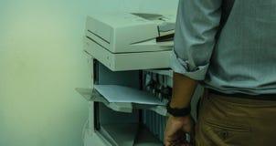 Kopieren Sie Mann Lizenzfreie Stockbilder