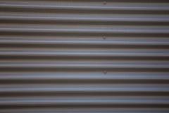 Kopierter Metallhintergrund Lizenzfreie Stockfotografie