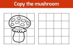 Kopiuje obrazek: pieczarka ilustracji