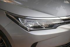 Koplamp van auto royalty-vrije stock foto