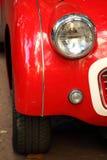 Koplampen van Triumph TR3 Royalty-vrije Stock Foto