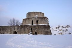 Koporie fortress Stock Photography