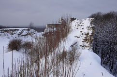 Koporie fortress Stock Image