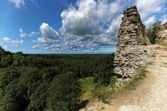 Koporje fästning Royaltyfri Fotografi