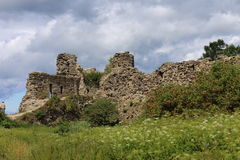Koporje-Festung Lizenzfreies Stockfoto