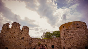 Koporye Fortress Royalty Free Stock Image
