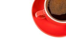 Kopp av coffe Arkivbilder