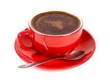 Kopp av coffe Royaltyfria Foton