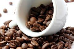 Kopp av espresso Fotografering för Bildbyråer