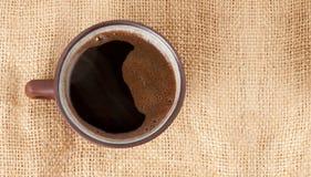 Kopp av kaffe Arkivbilder