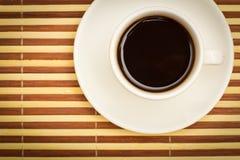 Kopp av kaffe Arkivfoton