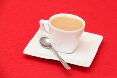 Kopp av kaffe Royaltyfri Foto