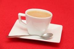 Kopp av kaffe royaltyfri bild