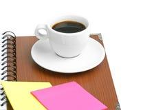 Kopp av kaffe royaltyfria bilder