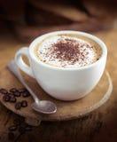 Kopp av kaffe Royaltyfri Fotografi