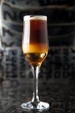 Kopp av kaffedrinkcoctailen Royaltyfri Fotografi