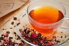 Kopp av tea Arkivfoton