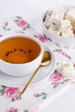 Kopp av tea Royaltyfria Bilder
