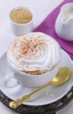 Kopp av Wien kaffe Royaltyfri Fotografi