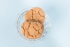 kopp för chipchokladkakor Fotografering för Bildbyråer