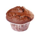 kopp isolerad muffin Arkivfoton