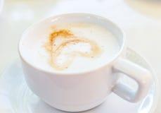 Kopp kaffe. Arkivbilder