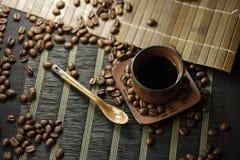 Kopp kaffe Fotografering för Bildbyråer