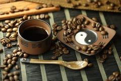 Kopp kaffe Royaltyfria Bilder