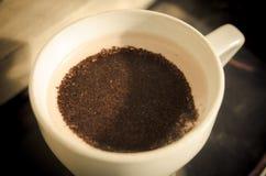 Kopp kaffe Arkivfoton