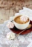 Kopp kaffe med Arkivbilder