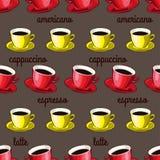 Kopp kaffemodell Arkivbilder