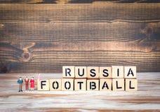 Kopp 2018 värld, fotboll för mästerskap för Ryssland fotboll Royaltyfria Bilder