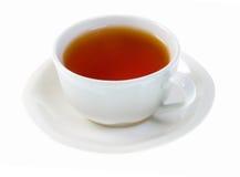 koppar isolerade tea Royaltyfri Fotografi