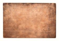 koppargammal textur Royaltyfri Bild
