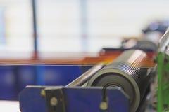 Kopparkabelfabrik Arkivfoton