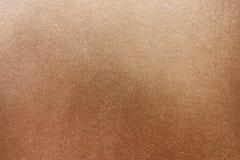 Kopparmetallisk yttersidabakgrund Koppartexturbakgrund royaltyfria foton