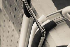 Kopparrör för luftvillkor Royaltyfri Foto