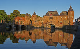 Koppelpoort in Amersfoort Stock Photography