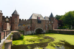 Koppelpoort Amersfoort Royalty Free Stock Photos
