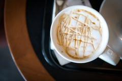 Koppen van koffie Royalty-vrije Stock Fotografie