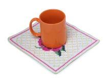 Koppen voor thee drie stock afbeeldingen
