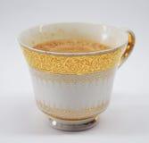 Koppkaffekopp Royaltyfri Fotografi