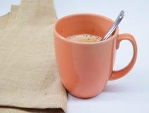 Koppkaffekopp Arkivfoton