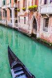 Koppla av i Venedig, Italien Arkivfoto