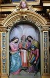 Koppling av den jungfruliga Maryen Fotografering för Bildbyråer