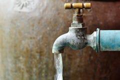 kopplingsvatten Royaltyfri Bild