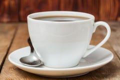 Koppte eller kaffesked Arkivbilder