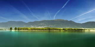 Koprinka Dam, Bulgaria Royalty Free Stock Images