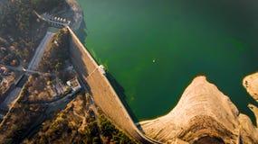 Koprinka Dam, Bulgaria royalty free stock images